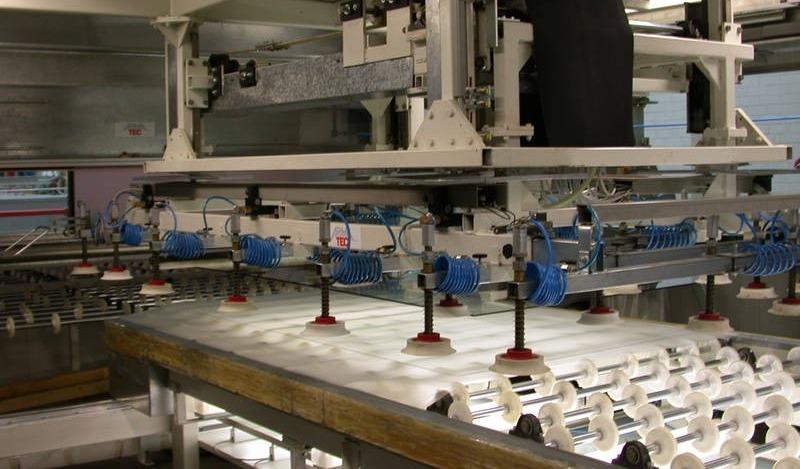 Производственные линии для производства и обработки стекла
